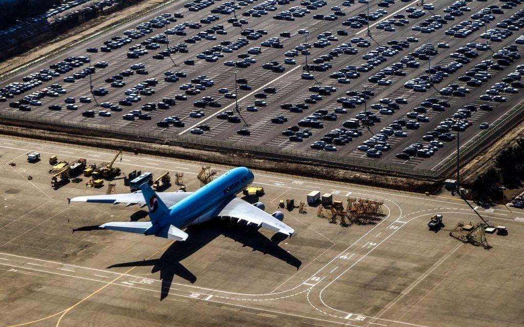 Pourquoi avoir recours à un parking avant de partir en voyage?